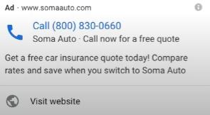 Call Ads